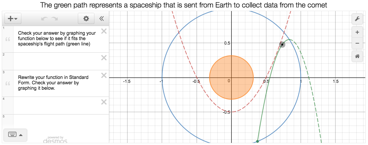 Ditching Tests for Desmos | How I teach maths