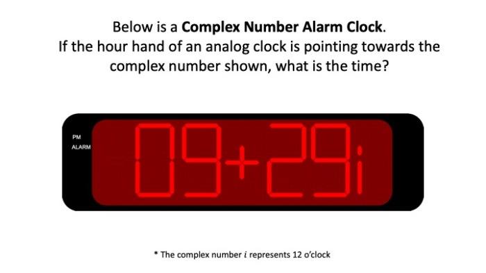 Complex Clock v2